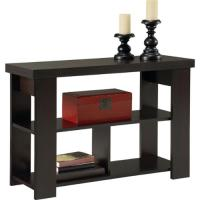 Altra Black Forest Hollow Core Sofa Table