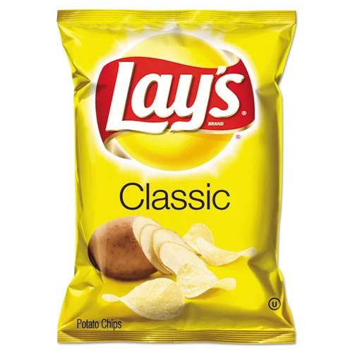 UPC 028400091565  Lays Potato Chips Regular 15Ounce