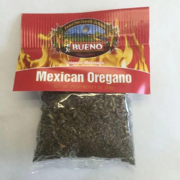 Bueno Mexican Oregano 1 oz - Walmart.com - Walmart.com