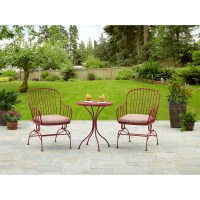 Modern Outdoor Furniture Sale Bistro Set 3 Piece Patio ...