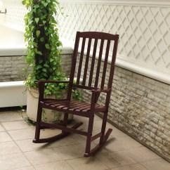 Walmart Outdoor Rocking Chair Garden Covers Bunnings Mainstays Brown Com