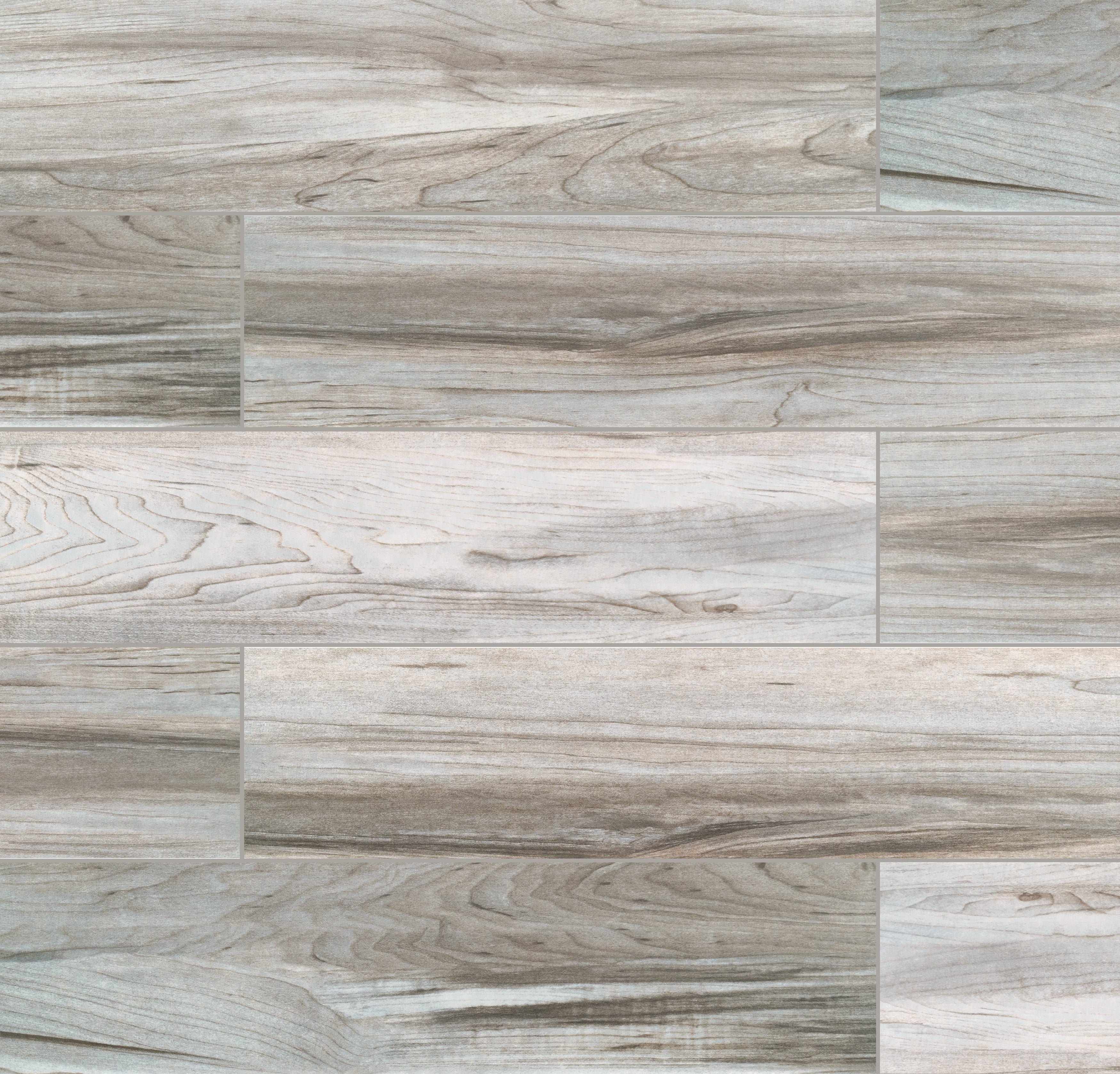 carolina timber grey 6 in x 24 in glazed ceramic floor and wall tile 16 sq ft case walmart com