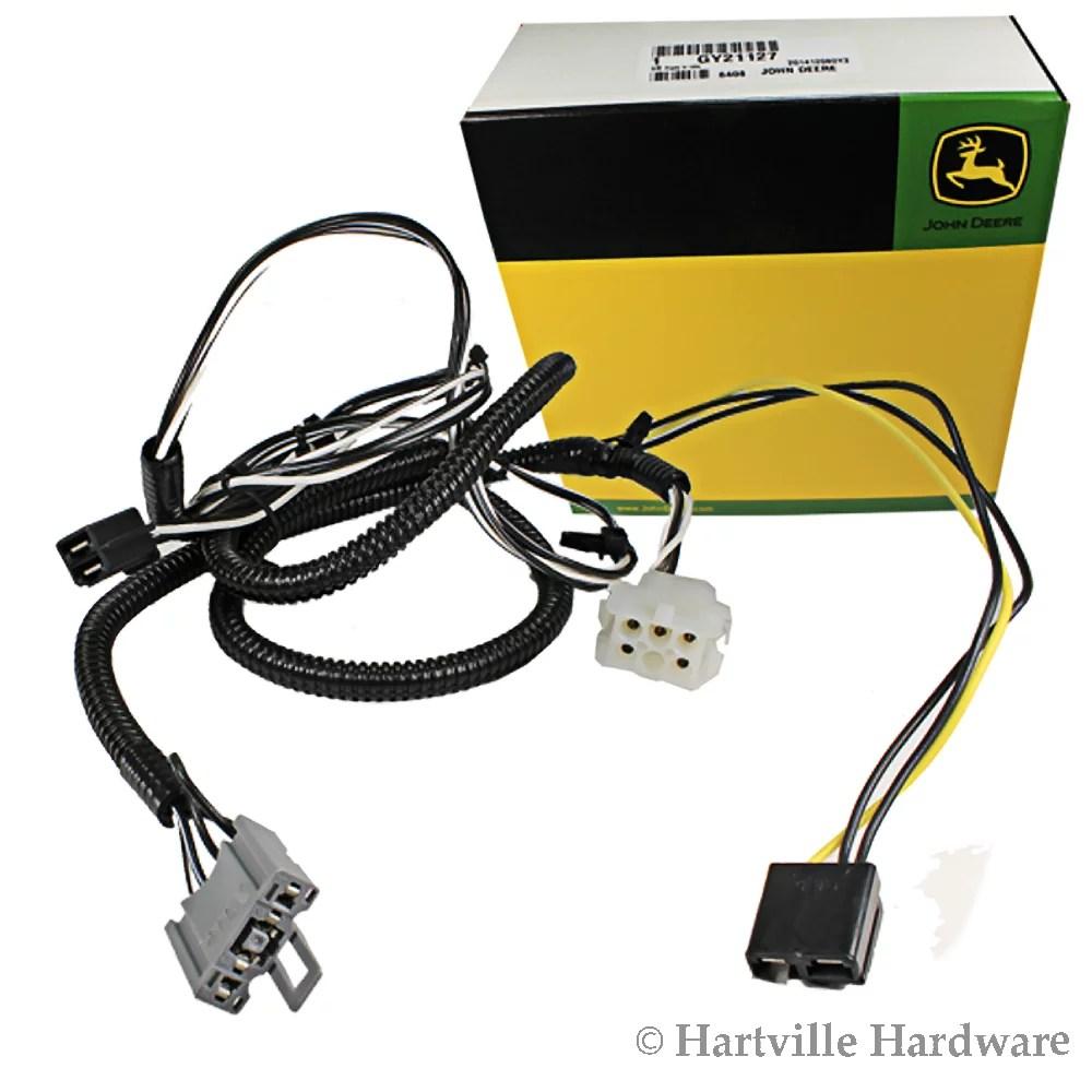 hight resolution of john deere original equipment wiring harness gy21127 walmart com rh walmart com john deere 3020 wiring