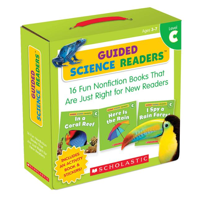 Guided Science Readers: Level C (Other)