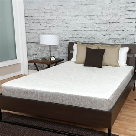 Premier Sleep Products Us08 Embrace 8 In Medium Firm Memory Foam Mattress