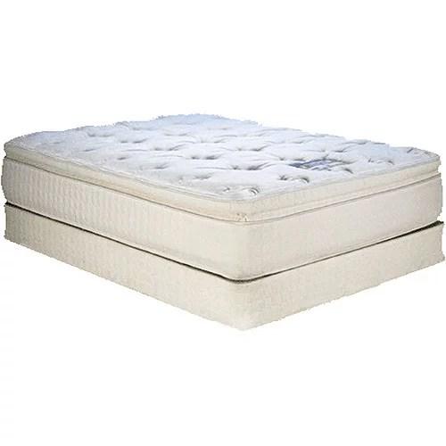 Serta Incredible Balance Mattress Set European Pillow Top