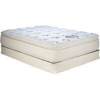 Serta Incredible Balance Mattress Set, European Pillow Top ...