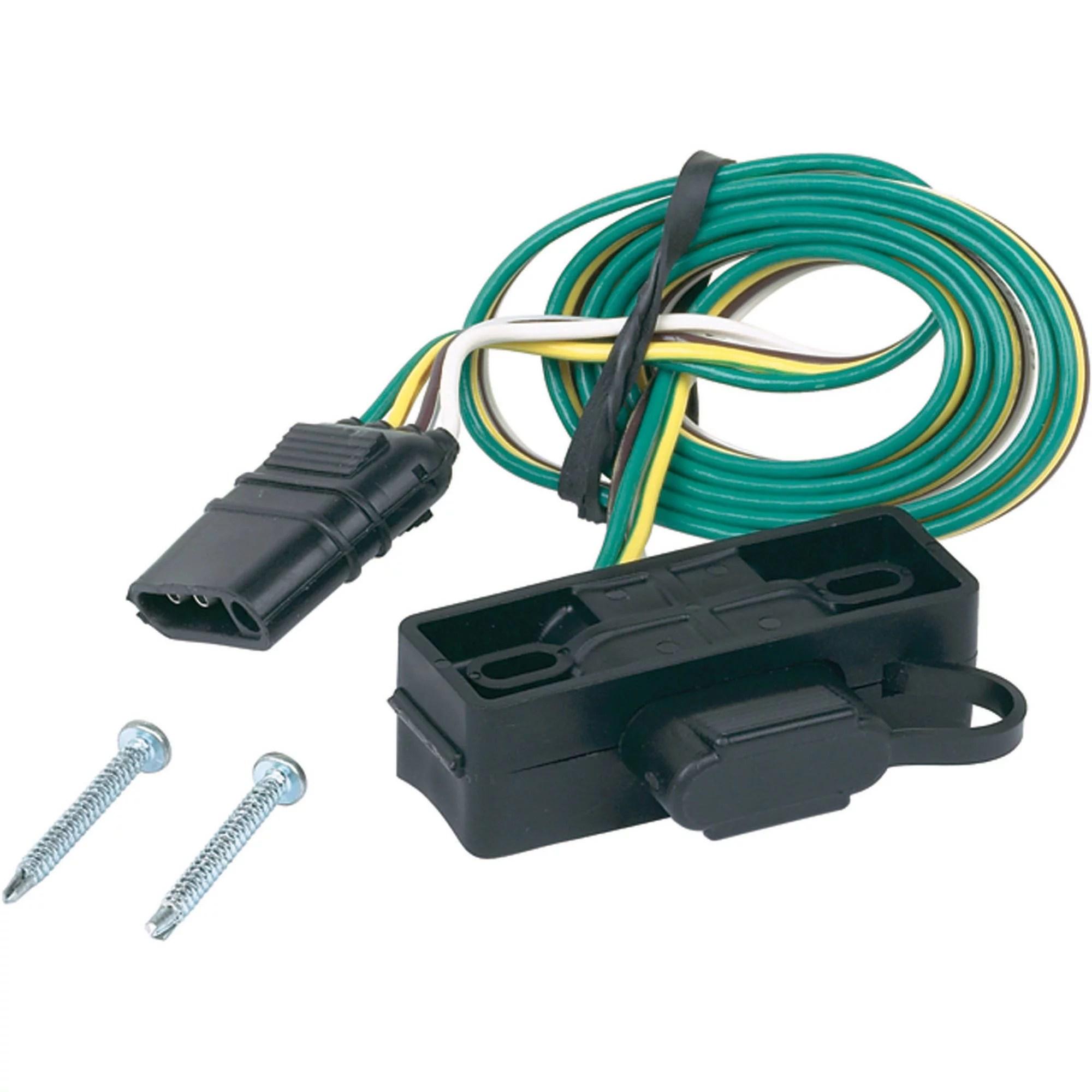 hight resolution of hopkins 4 wire flat mounting bracket walmart com4 way wiring bracket 11