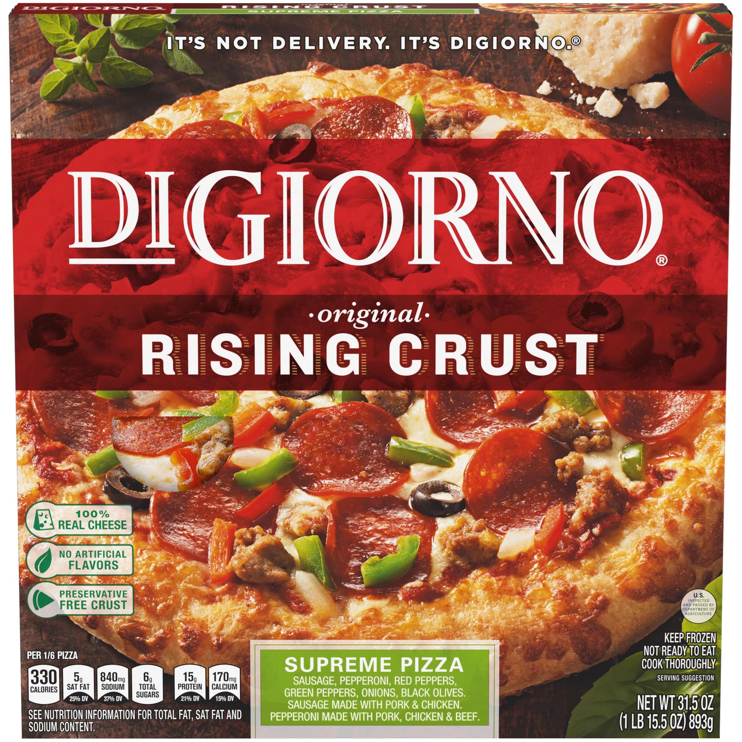 digiorno original rising crust