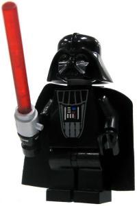 LEGO LEGO Star Wars Darth Vader Minifigure [Light