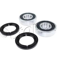 suzuki lt r450 quadracer atv bearings seals kit front wheel 2006 2009 walmart com [ 1000 x 1000 Pixel ]