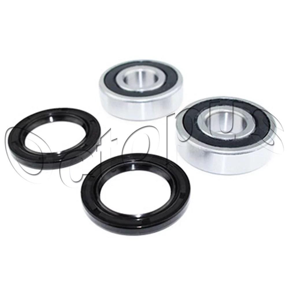 medium resolution of suzuki lt r450 quadracer atv bearings seals kit front wheel 2006 2009 walmart com