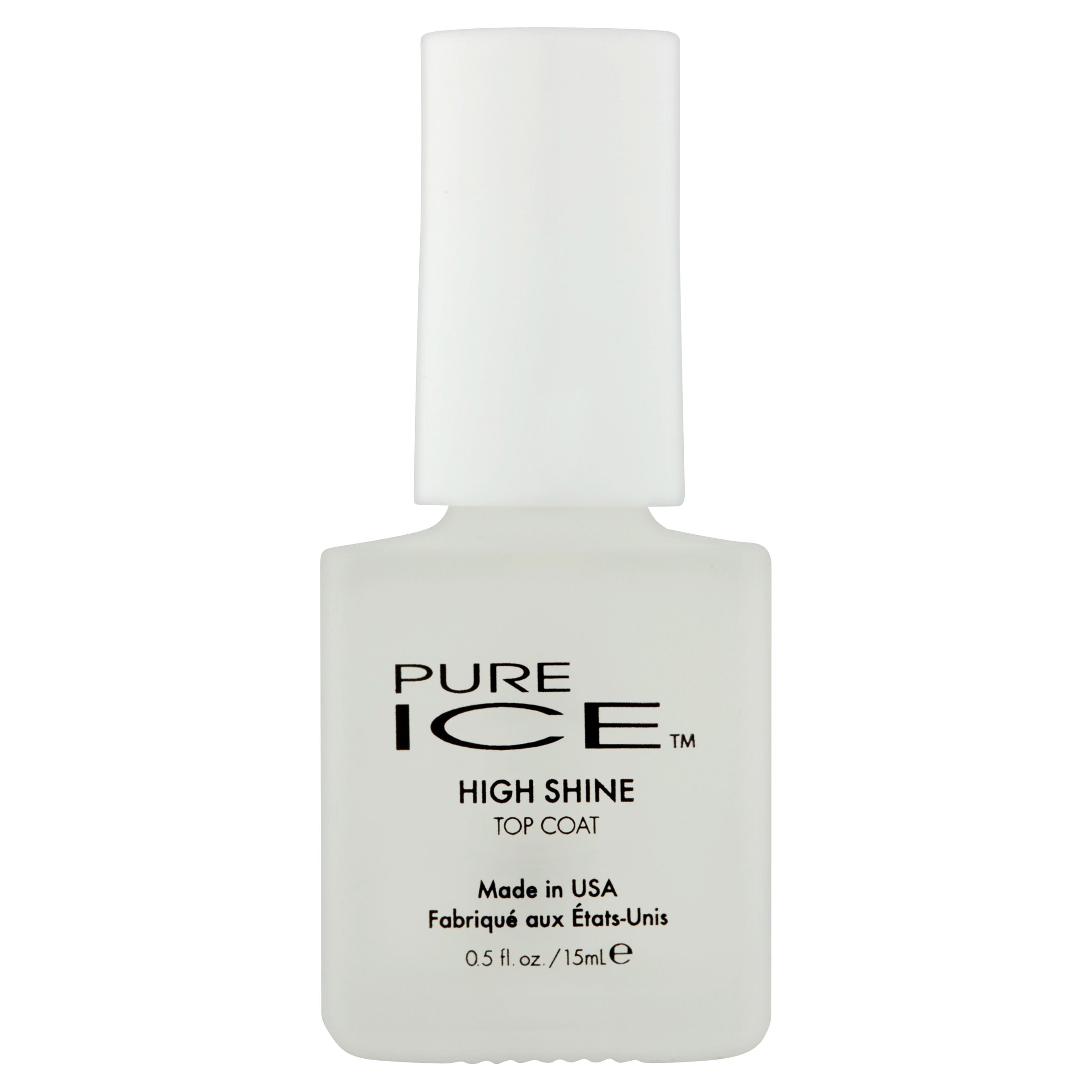 pure ice 1201 high shine top coat