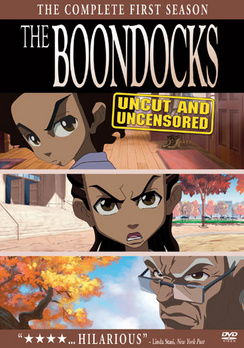 the boondocks the complete