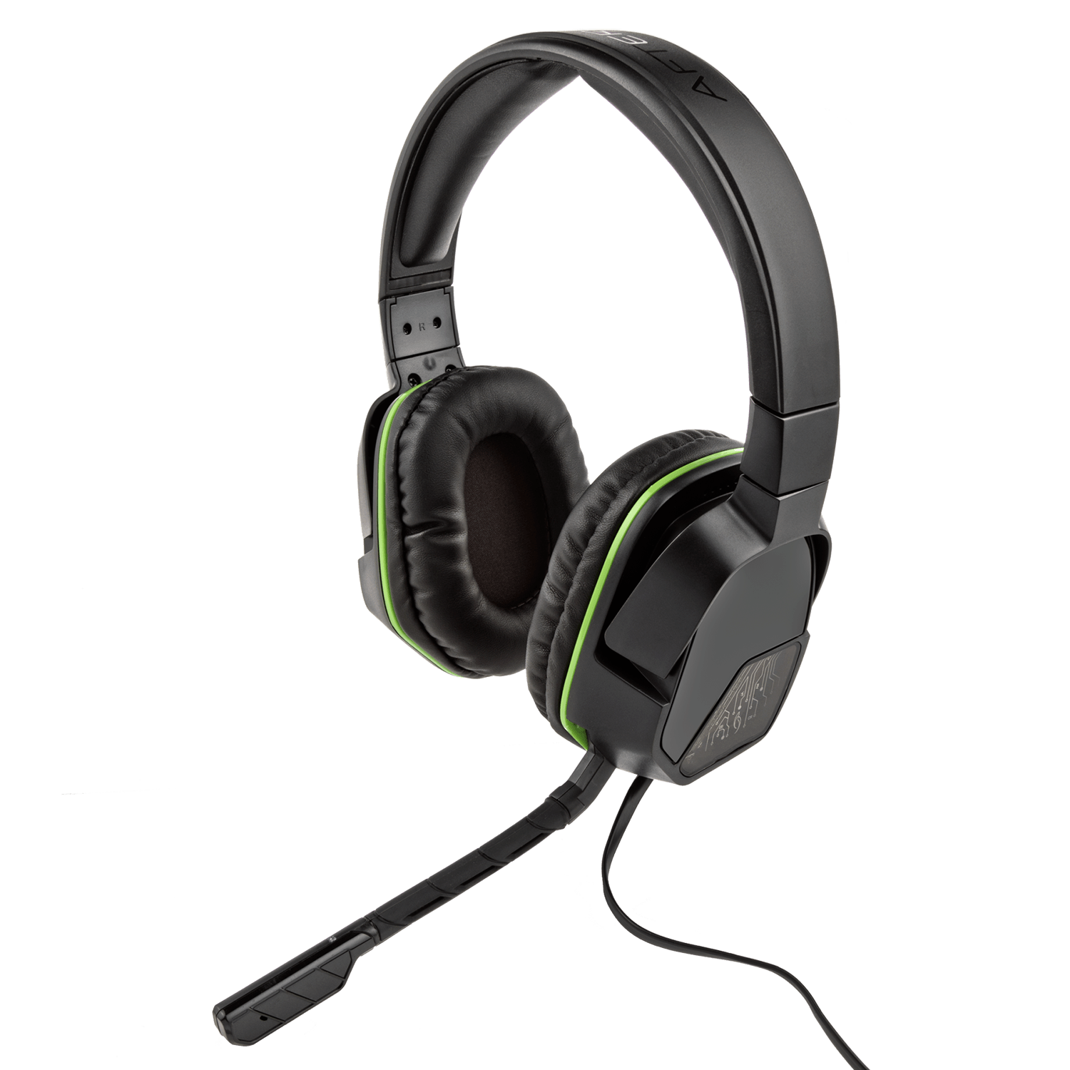 medium resolution of pdp xbox one afterglow lvl 3 stereo gaming headset black 048 041 headset for