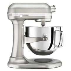 Kitchen Aid Professional Cheap Stools Kitchenaid Rksm7581sr 7 Quart Pro Line Stand Mixer Sugar Pearl Silver Certified Refurbished Walmart Com
