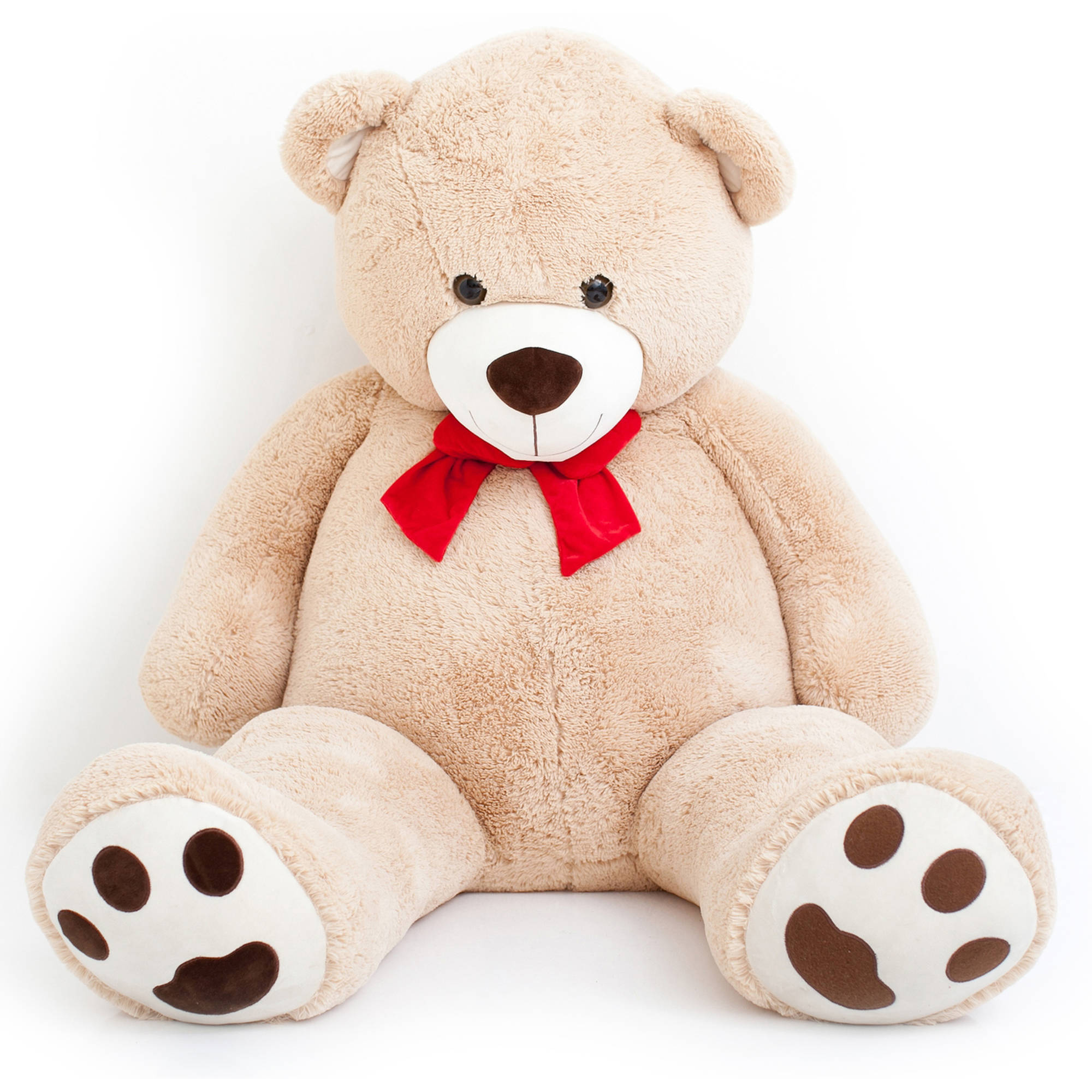 Best Made Toys Mega Bear With Bow Tie