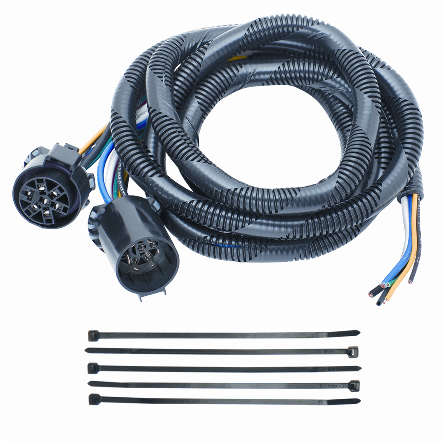 hight resolution of tow ready wiring harnes