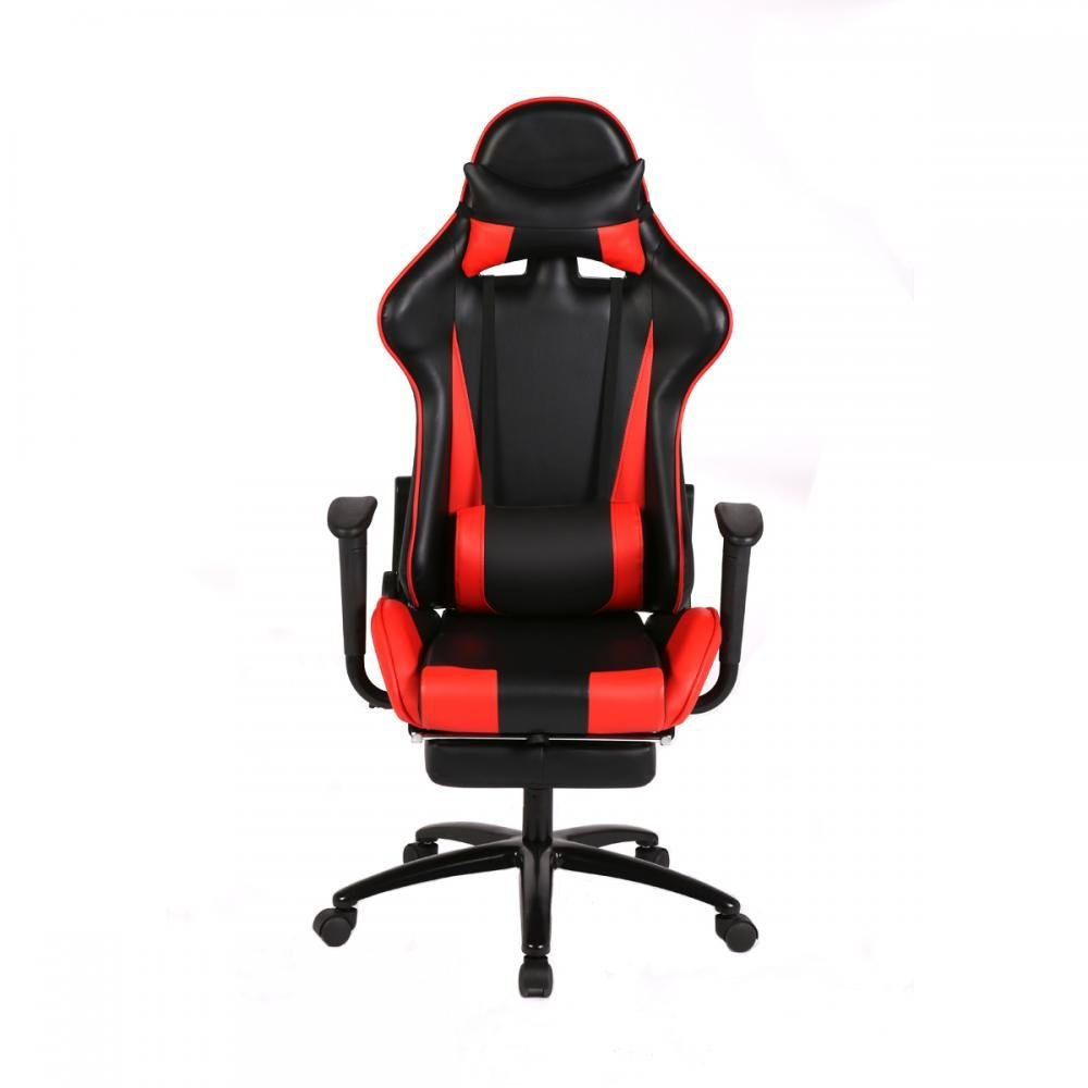 best buy computer chair rocking woodworking gaming high back office ergonomic design racing with footrest walmart com