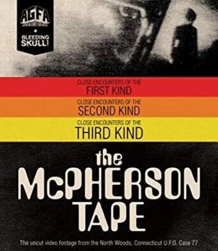 the mcpherson tape aka u f o abduction blu ray