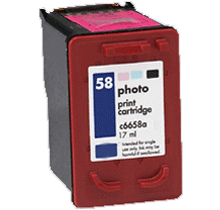 Zoomtoner Compatible HP PSC 1315 HP C6658A (58) INK / INKJET Cartridge Photo | Walmart Canada