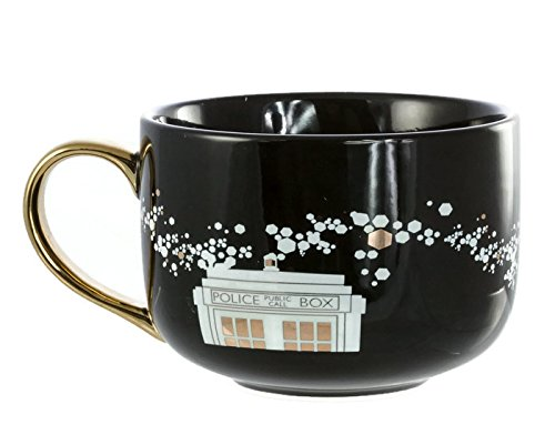 doctor who ceramic coffee