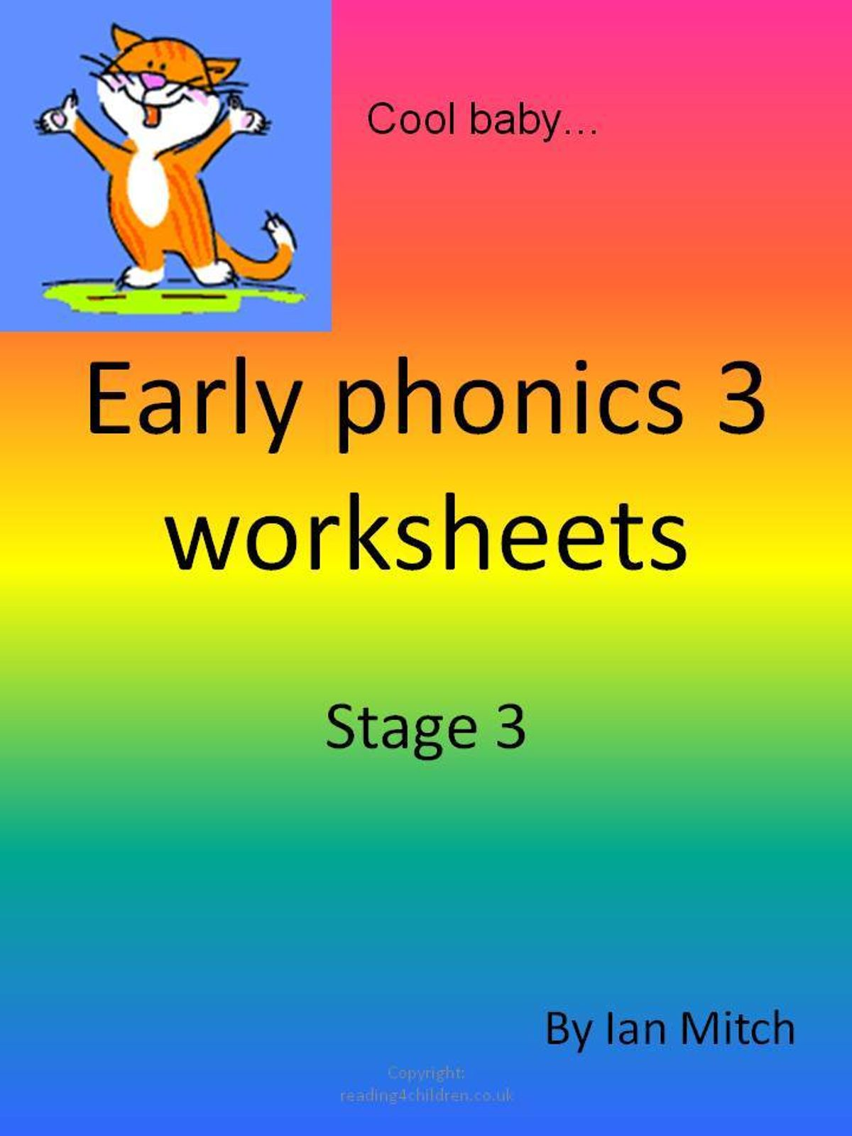 Early Phonics 3 Worksheets