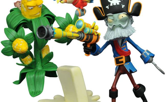 Diamond Select Toys Plants Vs Zombies Garden Warfare 2