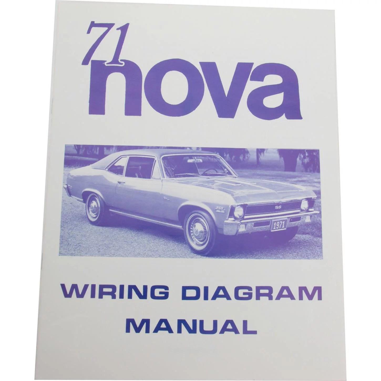 medium resolution of 71 nova wiring harness wiring diagram data today 71 nova wiring diagram