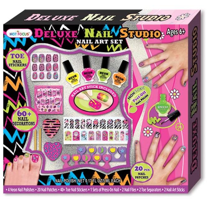 Disney Princess Nail Art Set Ideas