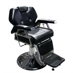 All Purpose Salon Chairs Reclining Office Chair For Disabled Person Ainfox Black Hydraulic Recline Barber Spa Classic Style Walmart Com
