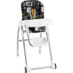 Evenflo Modern 200 High Chair Recliner Movie Theater Crayon Scribbles Walmart Com
