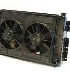 dewitts for 1967 69 camaro bb 23 5 core cf auto dual 11 spal fans wiring radiator walmart com [ 3456 x 2304 Pixel ]