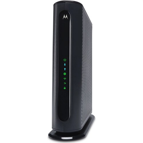 small resolution of motorola mg7550 16x4 cable modem ac1900 wifi router combo docsis 3 0 certified for xfinity by comcast time warner spectrum cox more walmart