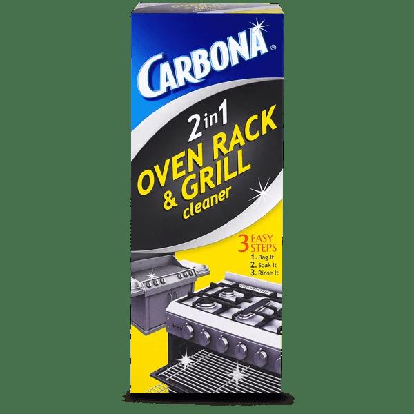 carbona oven rack grill cleaner 16 8 fl oz
