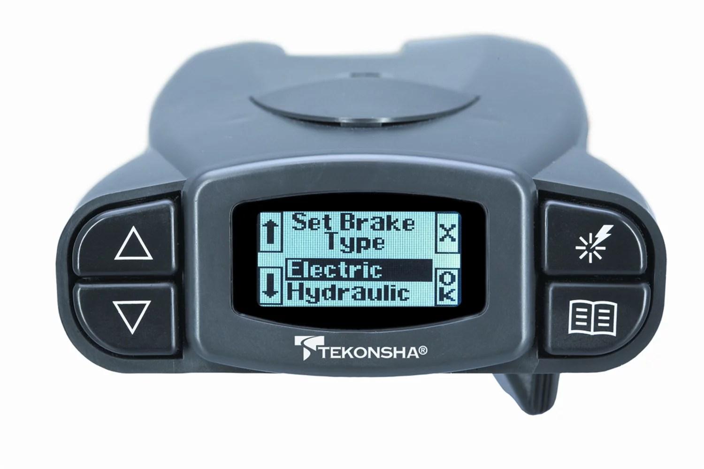 hight resolution of tekonsha 90195 p3 electronic brake control for 1 to 4 axle trailers rh walmart ca 2011 f350 brake controller wiring diagram