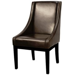 Leather Side Chair Best The Chairs Gracie Oaks Charee Bonded Walmart Com