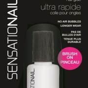 Kiss Powerflex Brush On Nail Glue 0 17 Oz