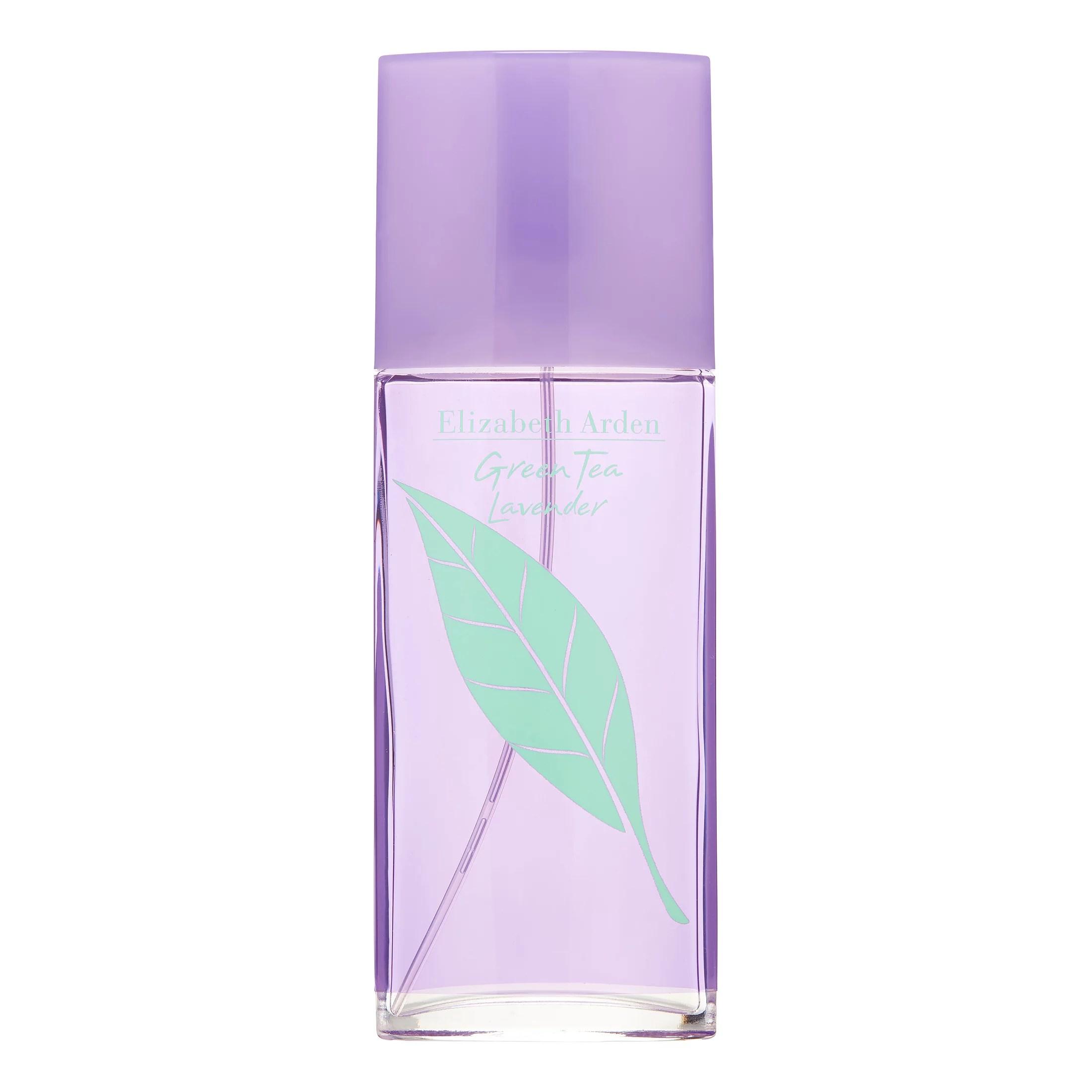 Elizabeth Arden Green Tea Lavender Eau De Toilette Spray, Perfume for Women, 3.3 Oz