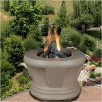 California Outdoor Concepts Cardiff Gas Fire Pit - Walmart.com