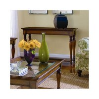 Southern Living Shenandoah Valley Sofa Table In Distressed ...