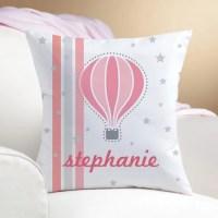 Personalized Hot Air Balloon Pillow - Walmart.com