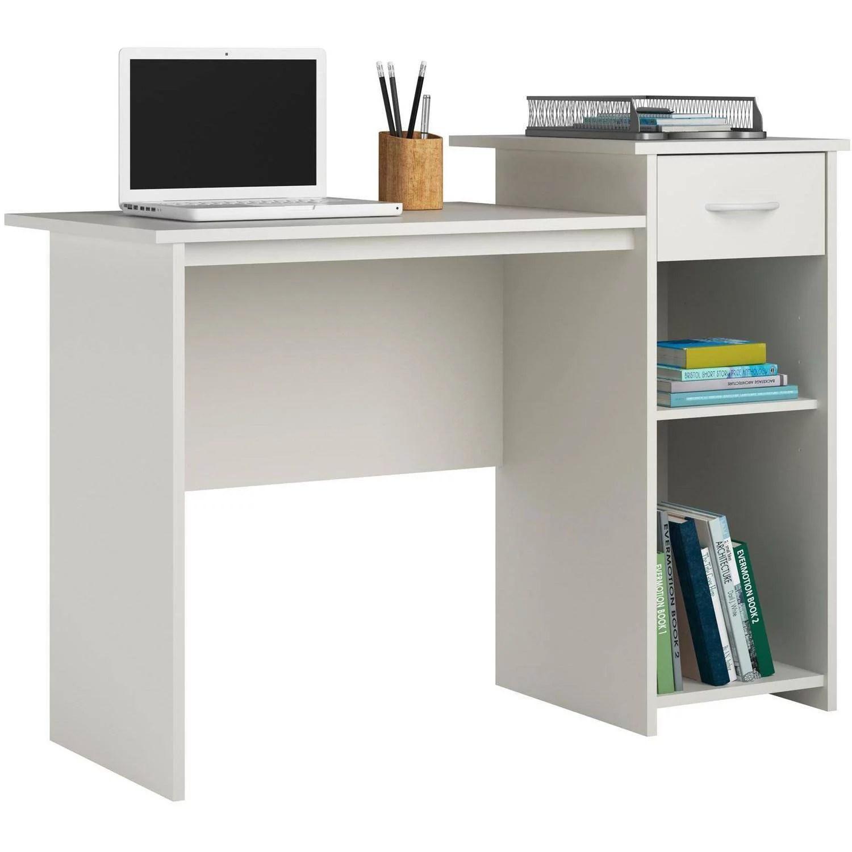 Student Desk Table Storage Organizer Computer Workstation