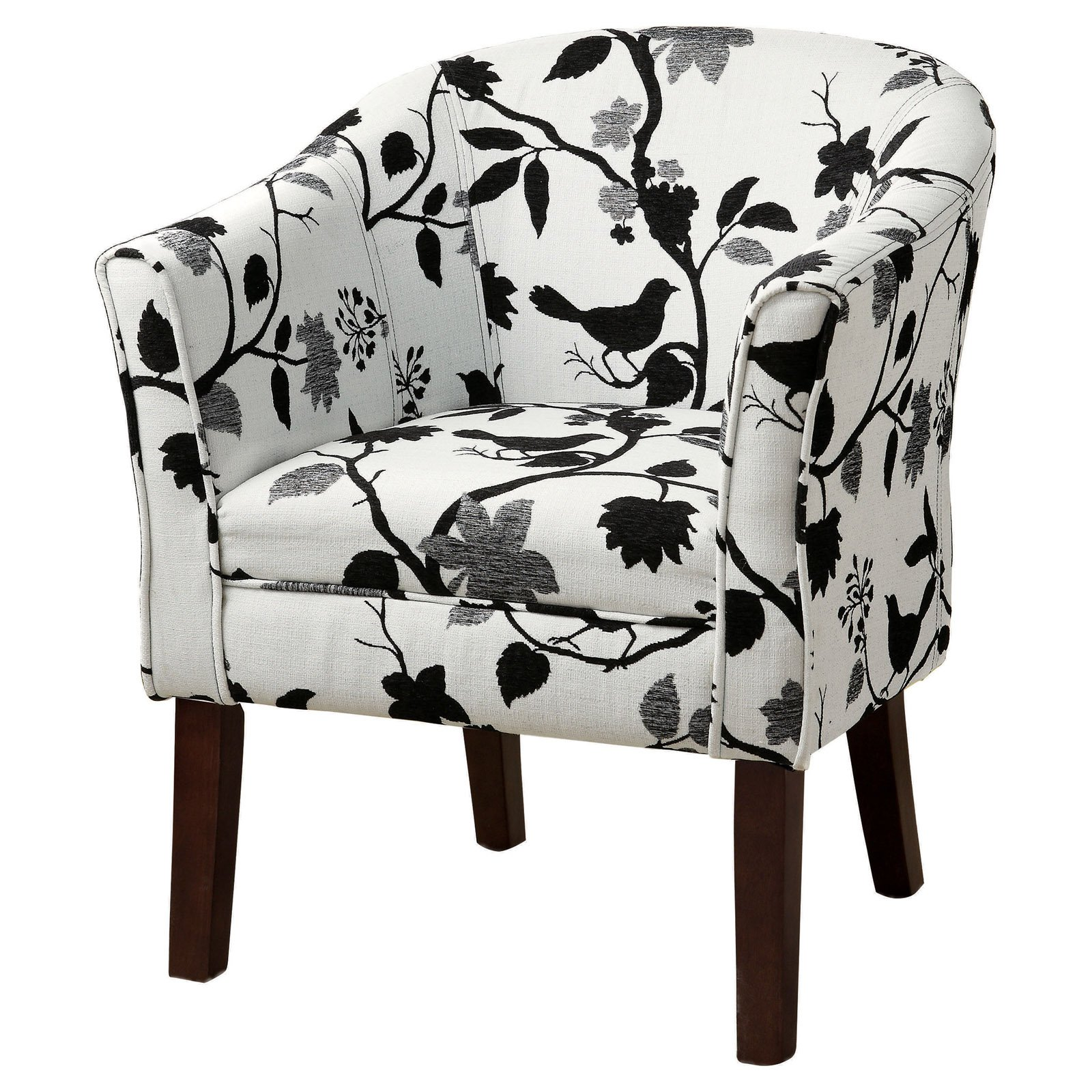 Coaster Accent Chair Coaster Company Accent Chair Black And White