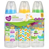 Parent's Choice Baby Bottles, 9 fl oz, 3 Count - Walmart.com