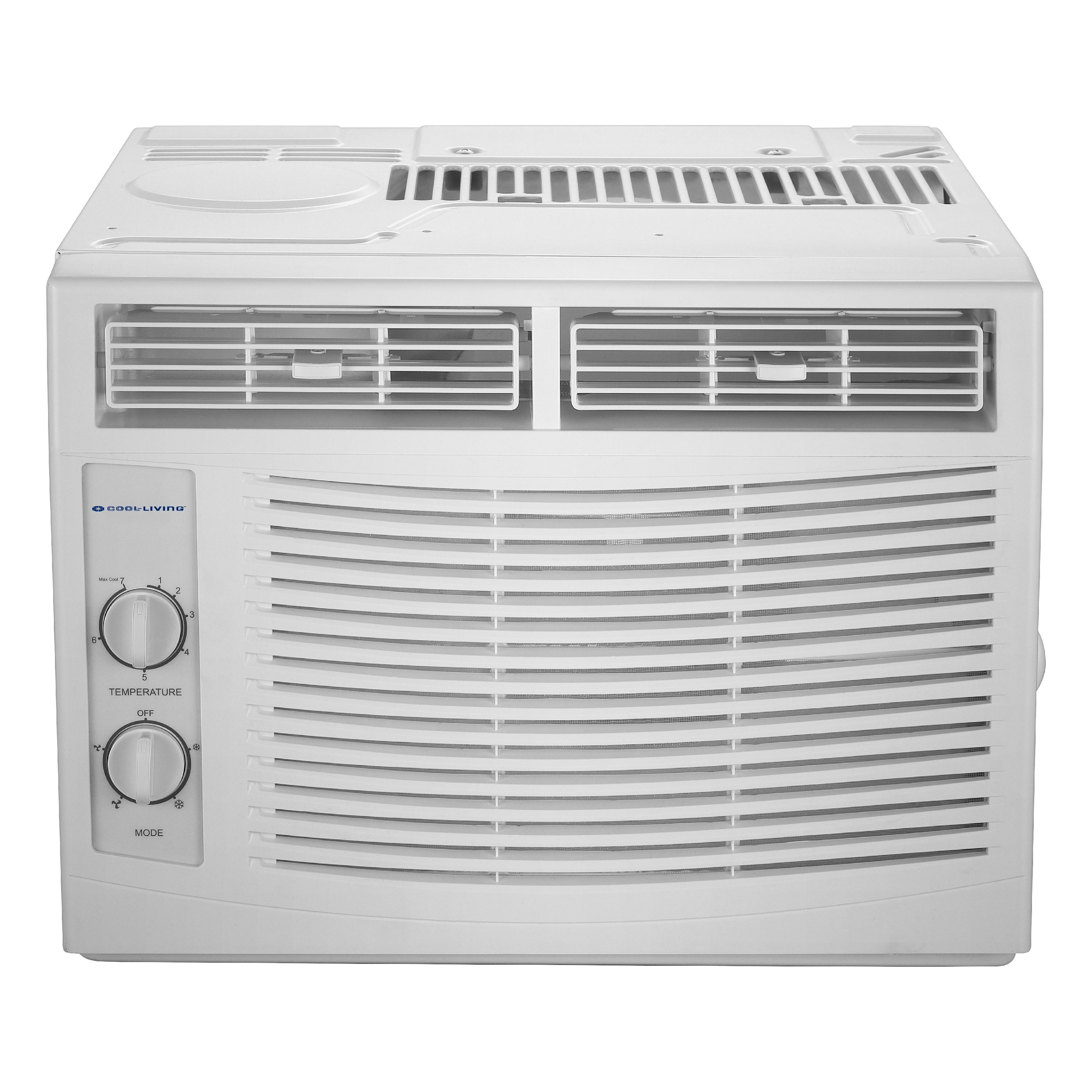 Cool-Living 5,000 BTU Window Air Conditioner with Installation Kit