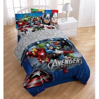 "Marvel Avengers ""Halo"" Twin Size Reversible Comforter ..."