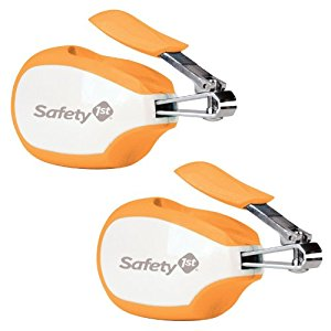 Safety 1st Clear View Tweezer and Nail Clipper Combo
