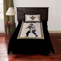 Biggshots New Orleans Saints Drew Brees Bedding Comforter ...