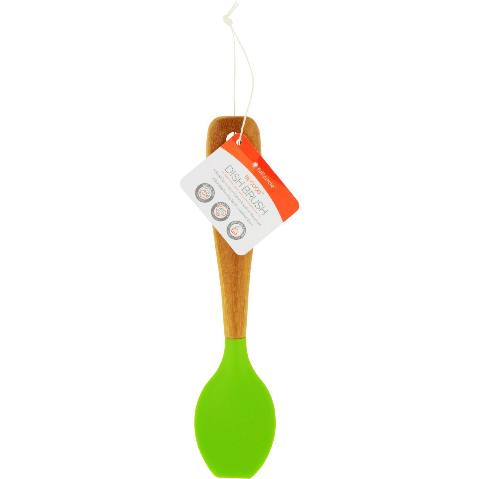 full circle kitchen brush buy modern cabinets online be good dish fc10108 walmart com